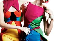 Vibrant style // fashion and beauty