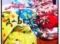 Maripuri Tijeritas / Pañales de tela y tela para mamás confeccionados en Donostia de la manera más sostenible y amorosa