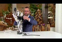 Video Film van decoratie