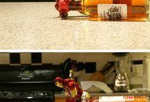 Ironman / by Lana Campos