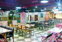 Restaurants, Cafés & Bars in North Korea (DPRK) / Restaurants, coffee shops and bars in North Korea (DPRK)