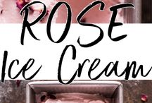 Homemade Ice Cream / Sorbet