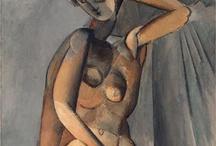 Picasso & Monet / by Tarie Arieffin