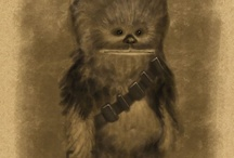STAR WARS & STEAMPUNK / by Shannon Sessions