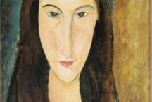 I heart art - Modigliani