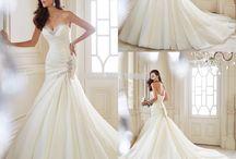 esküvői ruha/szalagavatós