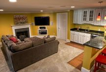 Basement Ideas / by Beth Green