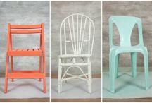 DIY Cómo renovar sillas en un ratito