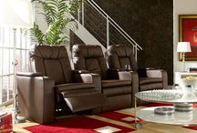 Relax and Recline / Featuring all our chairs with reclinable options!