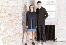 Spring Summer 2017 / Light weight coat for the Spring weather & chilly summer BBQ's.