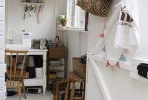 Sewing room board / by Shandi Siler