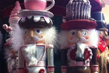 Nutcrackers / by Pamela Lee
