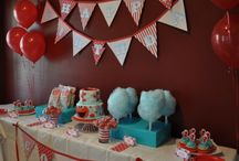 3rd Birthday Party / Ideas for a 3-year-old's birthday party.