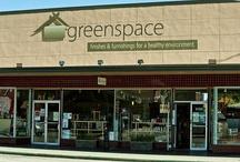 greenspace / Welcome to greenspace