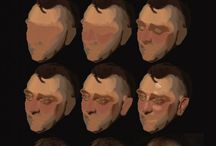 портреты  маслом