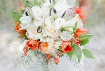 Букеты свадебные / Всякая красота неописуемая свадебных букетов и других аксессуаров