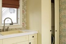 Utility room ideas / by chloris green