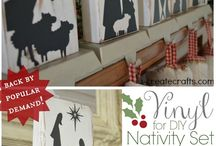 Christmas projects dyi / Want to make these for the holidays  / by Sara Sawyer