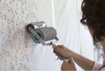 ROLLER COLLECTION / Una antigua forma de estampar tus paredes, muebles y tejidos.  www.rollercollection.com