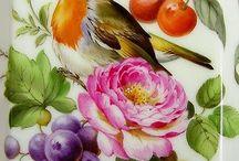 Porselein schilderen / Lessen