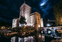 Lago di Garda by night