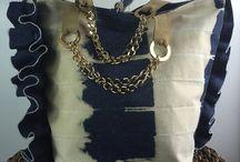 i make handbags (shop STUDIOBYMEIKA on ETSY) / Unique, one of a kind, handmade purses inspired by one of my many moods: vintage, boho, minimalist, sporty, edgy, romantic, crazy, colorful, artsy, geometric, black