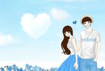 Couple sweet