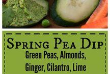 Spring Foods & Drinks!