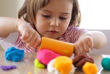 Kids: Learning and Play Idea / Kids learn through play. Here are some fun learning and play activities for kids of all ages. / by ThisBusyLife <3