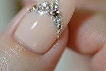 nails....
