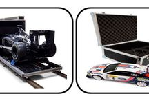 Flight Cases for Racing Cars / Racing Cars can come in several sizes and styles, therefore invest in a custom Flight Case will enable you to buy a specific Flight Case to suit your needs.