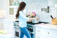 Kitchen / by Courtney Templeton