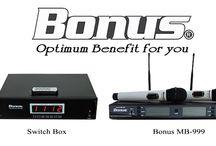 Bonus Audio - Thiết bị karaoke chuyên nghiệp / Bonus Audio - Nhà sản xuất thiết bị âm thanh, thiết bị karaoke chuyên nghiệp, công nghệ hiện đại, tiên tiến.