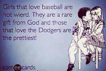 dodgers / by Natali_hearts_god