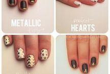 Nails  / by Morgan Williams