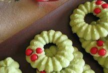I Love Christmas! / Recipes for Christmas and the Holidays