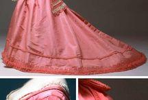 1840-1860 / Costumes