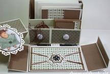DIY: Schachteln - Verpackungen - Boxen / Teilweise auch mit Anleitung