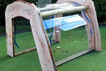Kohanga playground Ideas