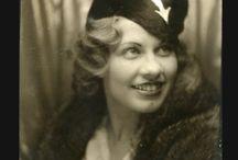 Fotobås vintage ❇ / Vintage foto booth pictures