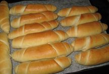 Chlieb,rohliky,