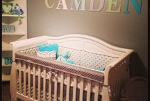 Brock's nursery / by LaNae Matousek