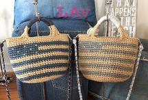 編み物 ジュート