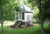 Fashionable Tiny Houses
