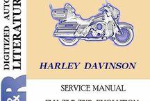 Harley Davidson Service Manuals