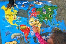 Geography and Geo-Literacy / by Cathy James @ NurtureStore