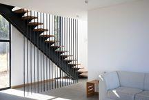 stairs staring