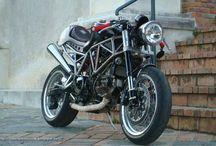 Ducati (SS900) Cafe Racer