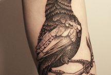 tattoos / by Dan Stumph