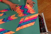 - patchwork technics -